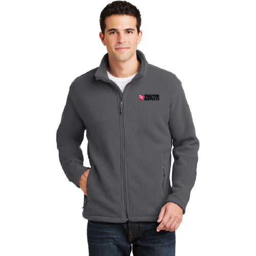 F217 Men's Port Authority Value Fleece Jacket
