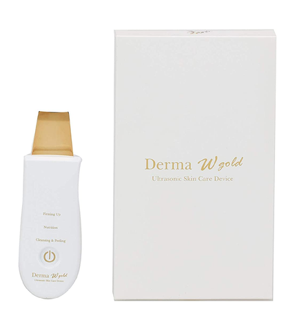 MISS HAVING FACIAL SPA? Fret not! Introducing DermaWGold dermabrasion device