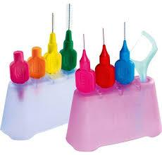 TePe Interdental Brush Stand (Micro stand) - IDBs not included