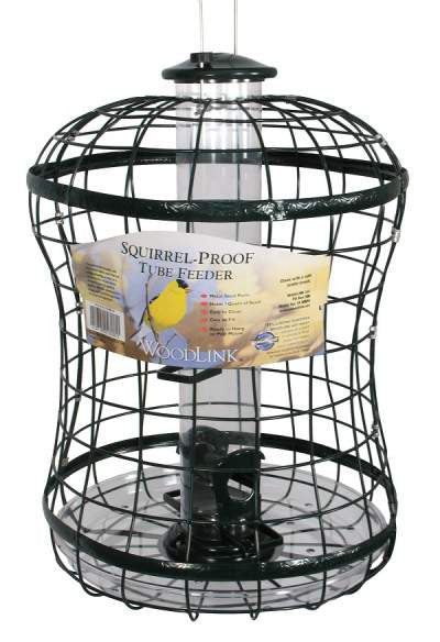 Caged Bird Feeders