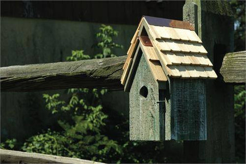 Heartwood 006 Bluebird Manor at www.wildbirdstoreonline.com