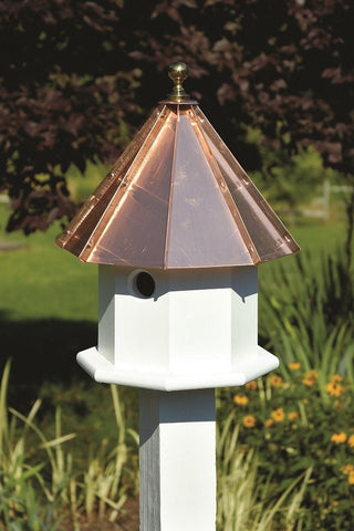 Heartwood Oct-Avian Bird House
