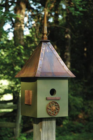 Heartwood 078 Songbird Suite Bird House