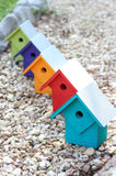 Heartwood Summer Home Bird House, 5pk