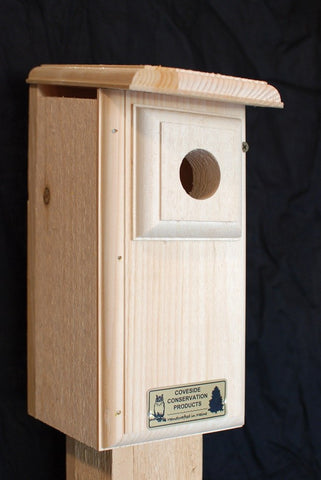 Coveside Eastern Bluebird House Kit