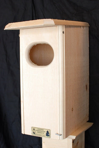 wood duck house small