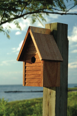 Heartwood 108F Starter Home Bird House
