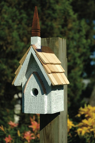 Heartwood 111A Classic Chapel Bird House