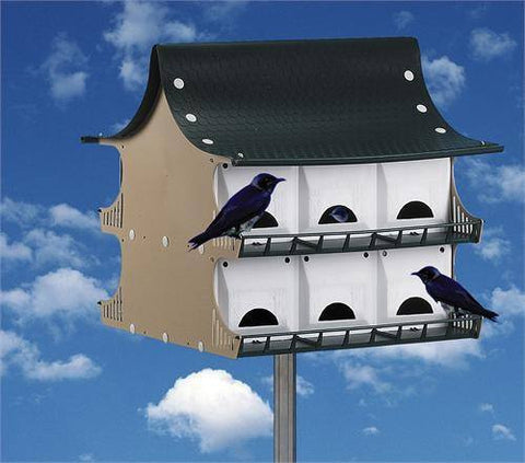 S&K Best Purple Martin House BH12 - www.wildbirdstoreonline.com