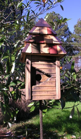 Heartwood 170A Vintage Gatehouse Bird House