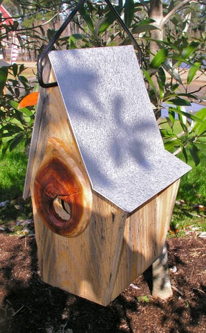 Heartwood 174A Vintage Shed Bird House