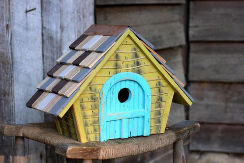 Heartwood 183 Prairie Home Bird House
