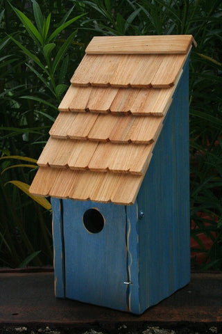 Bluebird Bunkhouse Bird House