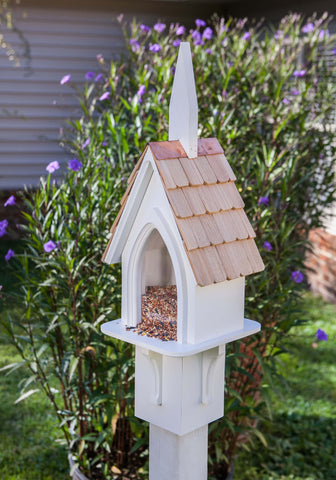 heartwood parish picnic bird feeder #254