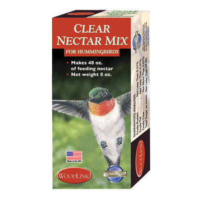 Clear Hummingbird Nectar