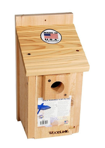 Woodlink Bluebird Trail Nesting Boxes