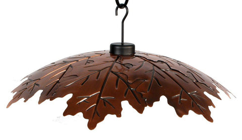 Woodlink Coppertop Leaf Squirrel Baffle
