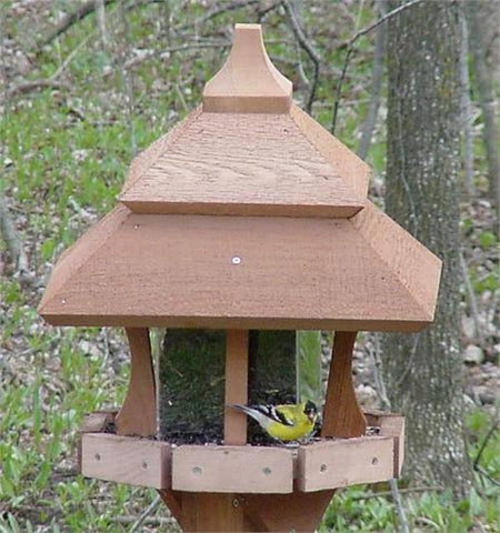 Looker Century Bird Feeder at www.wildbirdstoreonline.com