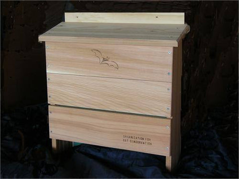 Looker OBC Bat House Extra Large at www.wildbirdstoreonline.com