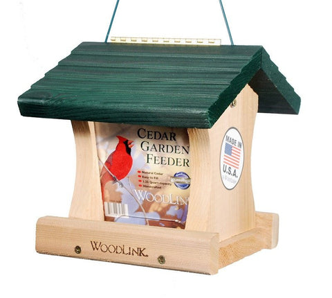 Woodlink Garden Bird Feeder