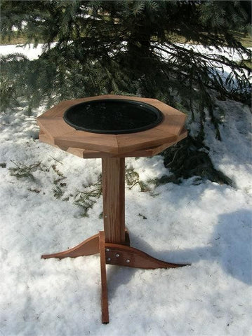 Looker Heated Bird Bath at www.wildbirdstoreonline.com
