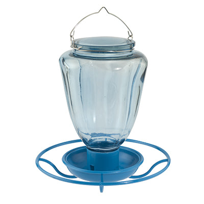 32oz Glass Water Feeder