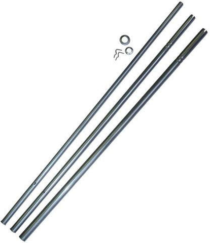 Nature House DP16 Posi-Lock pin 14' Telescoping Pole