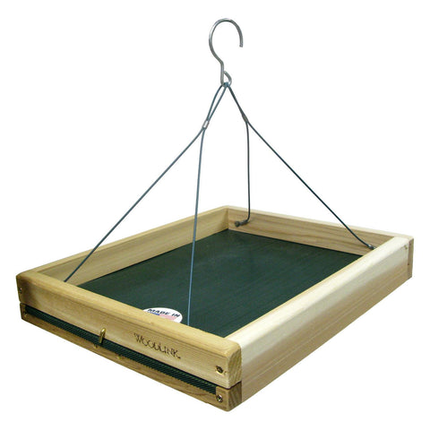 Woodlink 3-in-1 Platform Bird Feeder