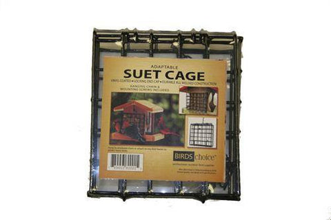 Birds Choice Standard Suet Cage