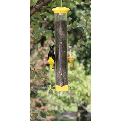 Woodlink TAILS UP Upside Down Finch Feeder
