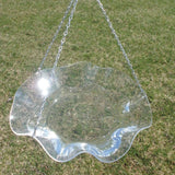 Birds Choice Hanging Acrylic Birdbath