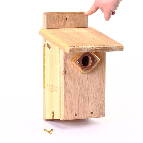 Cedar Ultimate Bluebird House