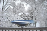 Heated Birdbath Deck Mount