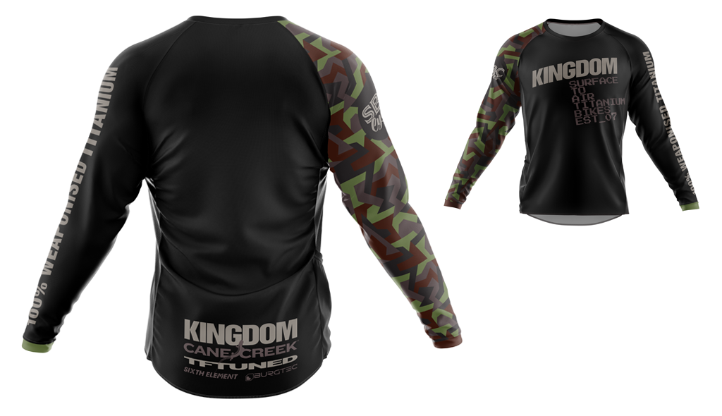 50% OFF Surface to Air - Kingdom 2019 Team Jersey