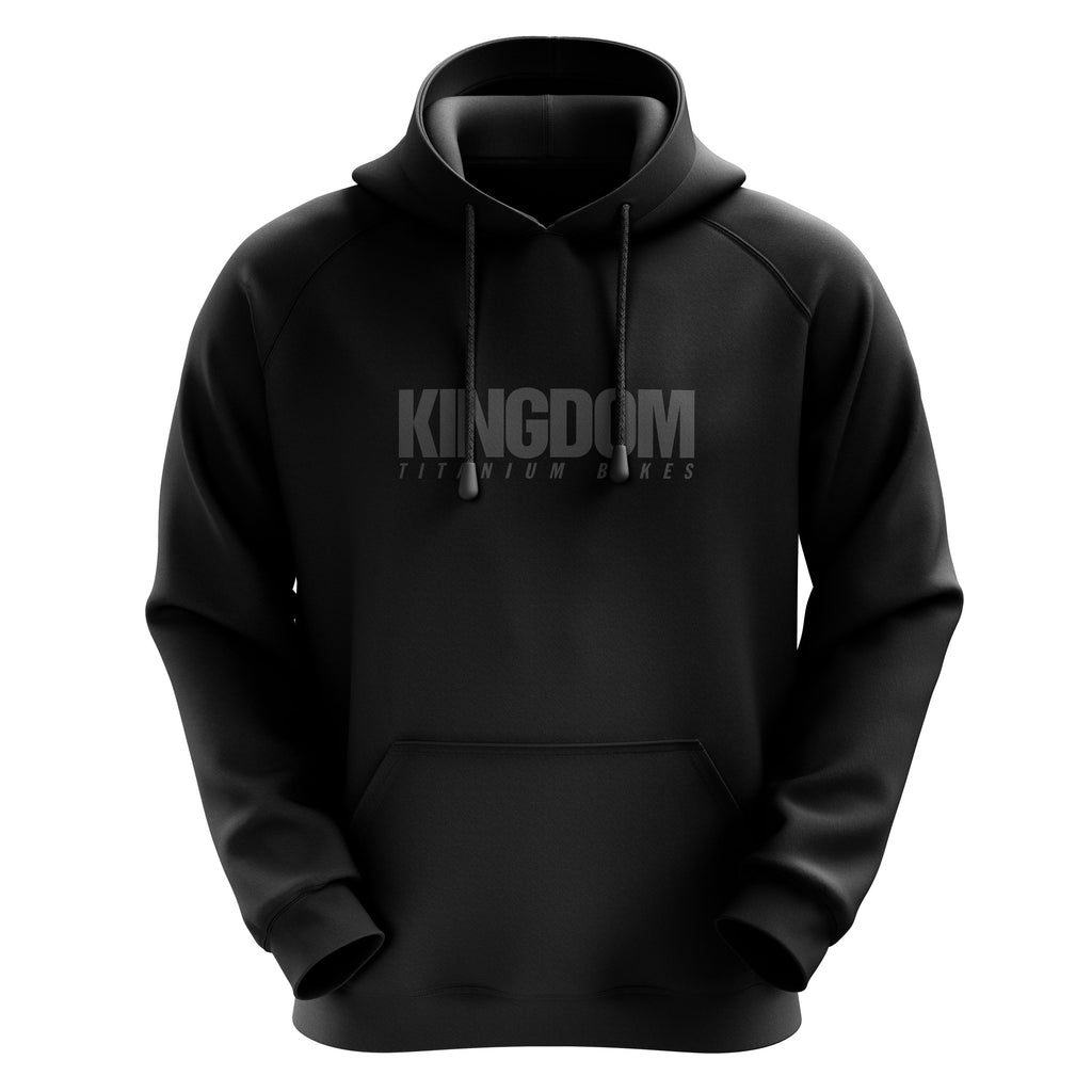 Kingdom logo hoody