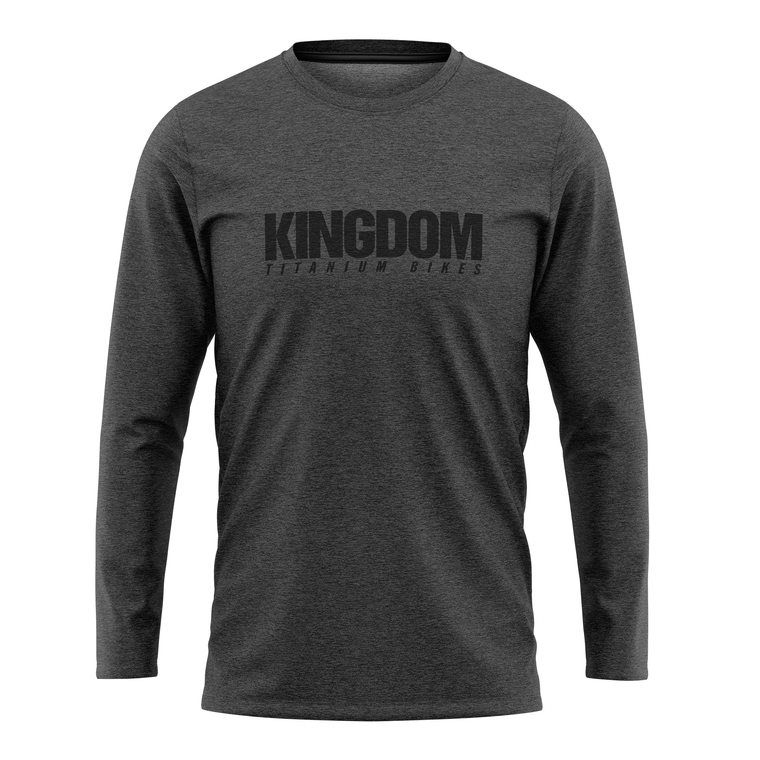 Kingdom logo tee