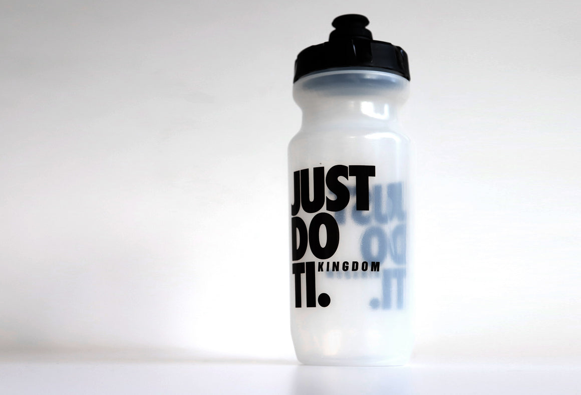 Just Do Ti - Kingdom Water Bottle