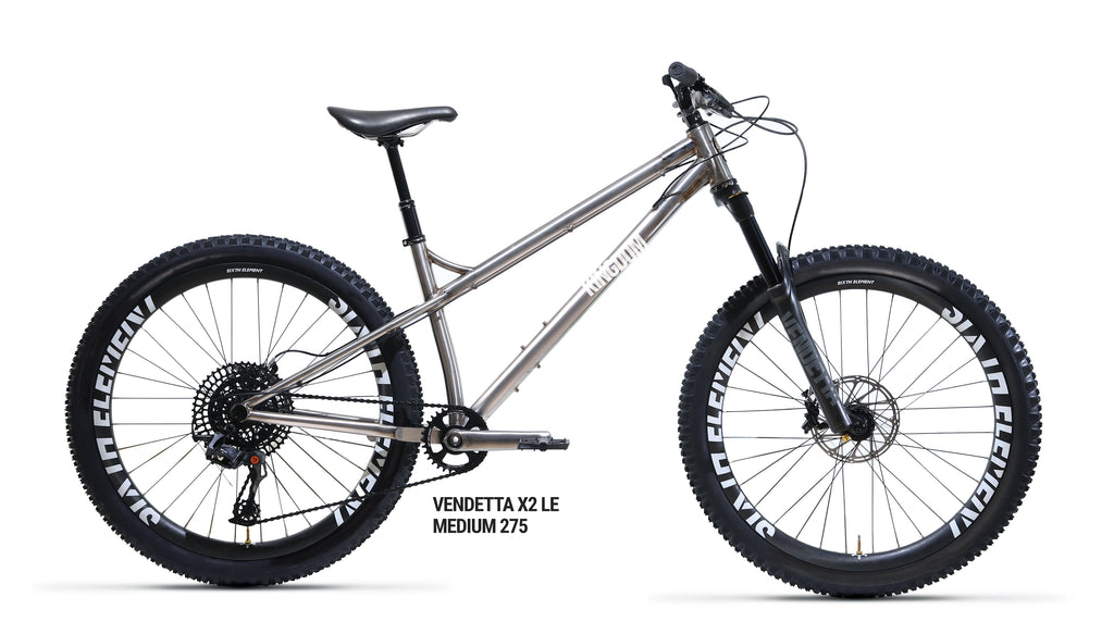 Meet the new 2020 Vendetta X2 LE is only available for 14 days at a StayHome special price of just €949.