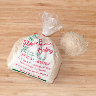 Bread Crumbs plain - 1LB