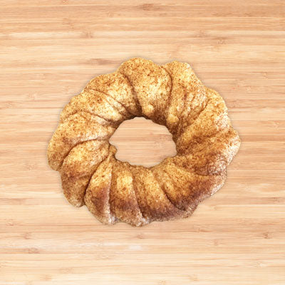 Churro Donuts - 2 Flavors - By The Half Dozen