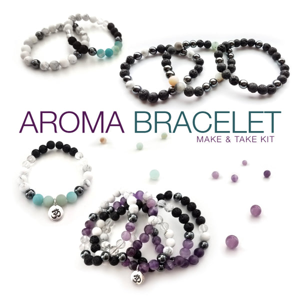 Aroma Bracelet doterra Make and Take