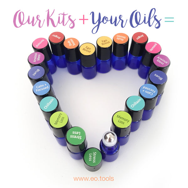 Our Kits + Your Oils