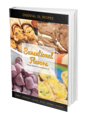 Sunsational Flavors eBook