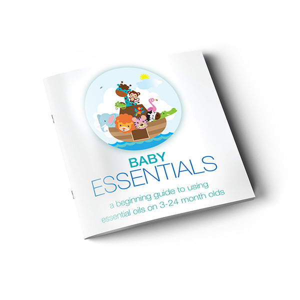 Baby Essentials Booklet (10 pack)