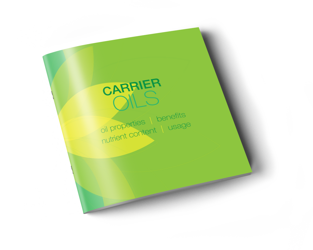 Carrier Oils Booklet