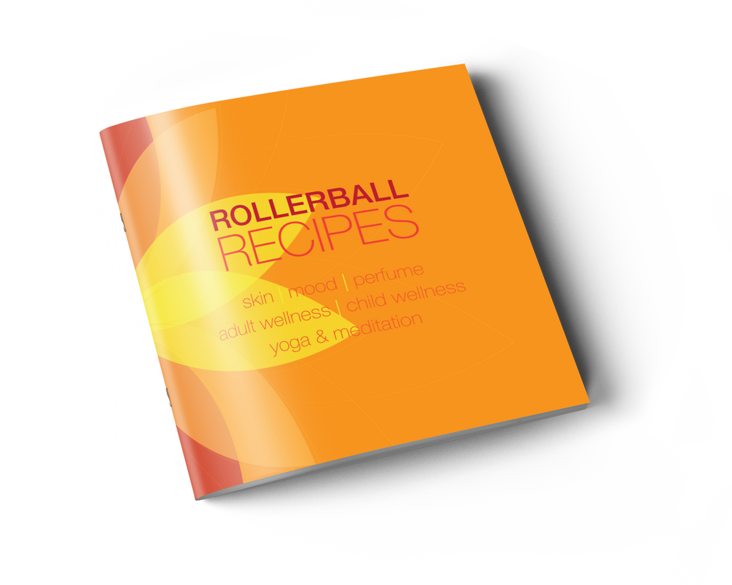 Rollerball Recipes Booklet