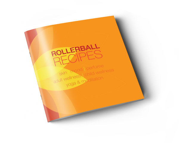 Rollerball Recipes Booklet (10 pack)