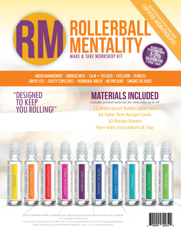 Rollerball Mentality Make & Take Workshop Kit