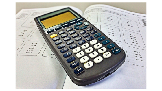 Save the calculator for math class