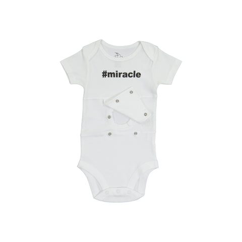 Miracle Feeding Tube Onesie